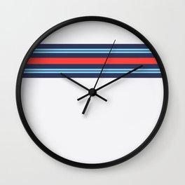 RennSport vintage series #2 Wall Clock