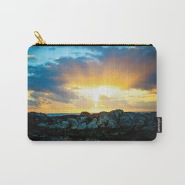 Burst of Light Carry-All Pouch