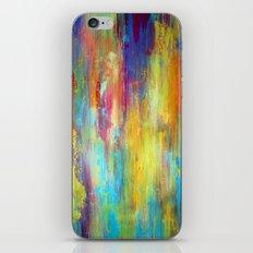 Summer Rain iPhone & iPod Skin