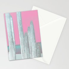 Cactus Pink Stationery Cards