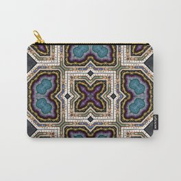 Victorian Art Deco Medieval Pattern SB 37 Carry-All Pouch