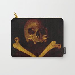 Pirate Skull Carry-All Pouch