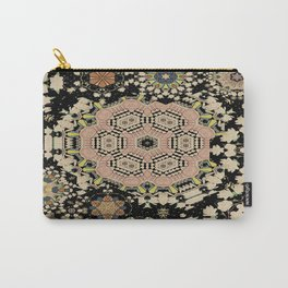 Licorice Candy Carry-All Pouch