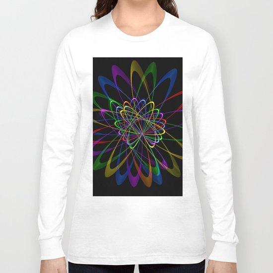 Abstract perfektion 79 Long Sleeve T-shirt