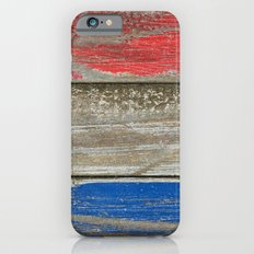 Red White and Blue Slim Case iPhone 6s