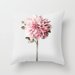 All The Pretty Flowers No. 2 Throw Pillow