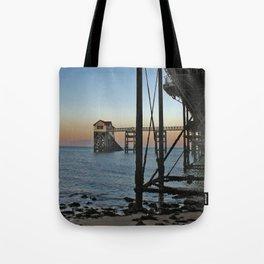 Pier & Posts. Tote Bag