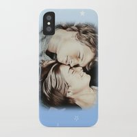 the fault in our stars iPhone & iPod Cases featuring The Fault in Our Stars by Francesca Cosentino