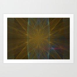 Unsaved Parallel Universi Art Print