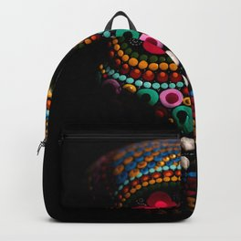 Halloween Face Backpack