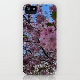 Spring in the West End (4) iPhone Case