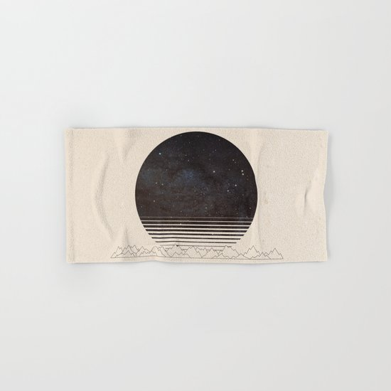 Spacescape Variant Hand & Bath Towel
