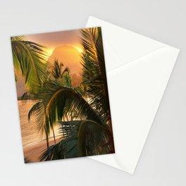Kauai Tropical Island by OLena Art Stationery Cards
