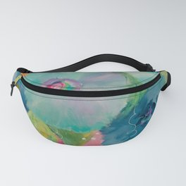 Invitation to Happiness Fanny Pack