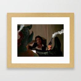 The Corellian Framed Art Print