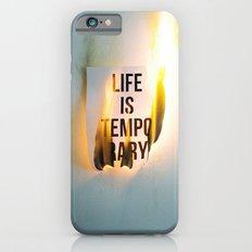 Temporary Slim Case iPhone 6s