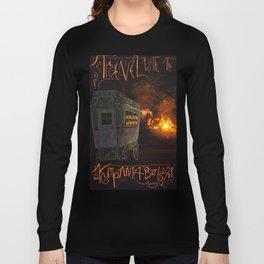 Travel With the Kumpania Boleyn! Long Sleeve T-shirt