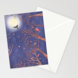 A Blast of Late Autumn Wind   Miharu Shirahata Stationery Cards