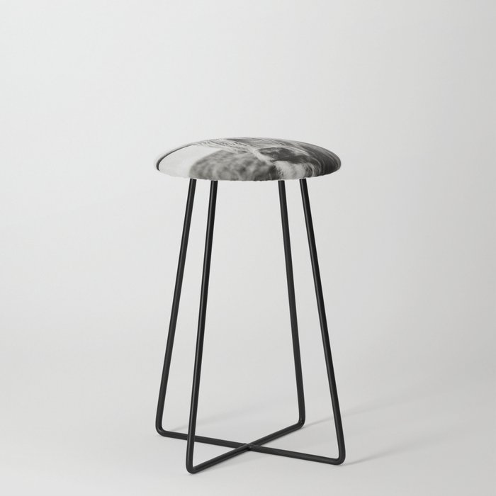 Highland Cow Counter Stool