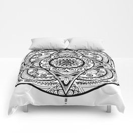 New Year Mandala Comforters