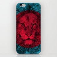 eric fan iPhone & iPod Skins featuring Wild 5 by Eric Fan & Garima Dhawan by Garima Dhawan