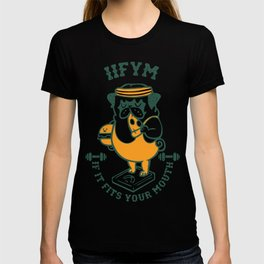 IIFYM (If It Fits Your Mouth) T-shirt
