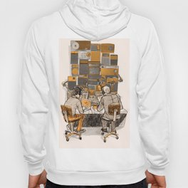 Radio Lab Hoody