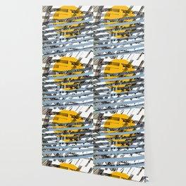 - blue or not - Wallpaper