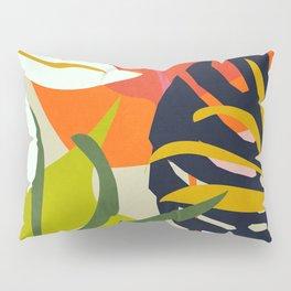 Jungle Abstract 2 Pillow Sham