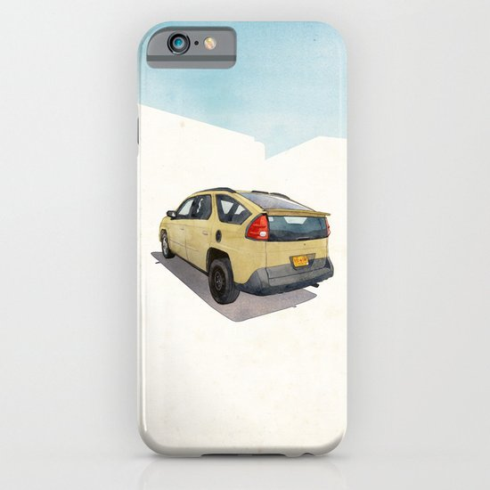 Breaking Bad (Land of Enchantment) iPhone & iPod Case