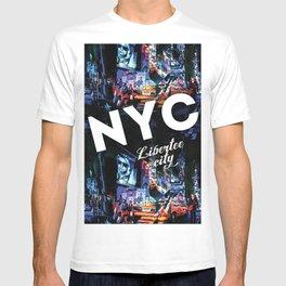 NEW-YORK (LIBERTEE CITY) T-shirt