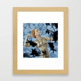Dancing in The Moonlight Framed Art Print