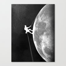 Ascent Canvas Print