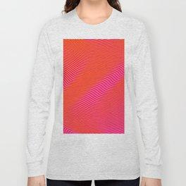Fancy Curves Long Sleeve T-shirt