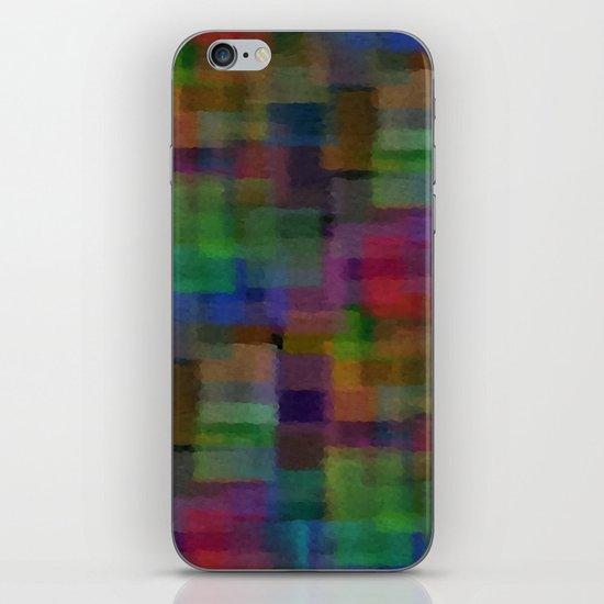 Colors#2 iPhone & iPod Skin
