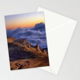 Sunrise Above the Clouds - Haleakala National Park, Hawaii Stationery Cards