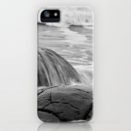 Rocky Shore Icing iPhone Case