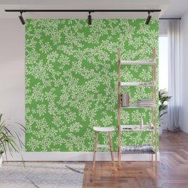 Florestan (Green) Wall Mural