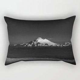 Mount Baker Rectangular Pillow