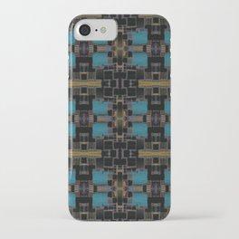 Aq Dze iPhone Case