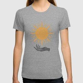 Sunburst Hand T-shirt