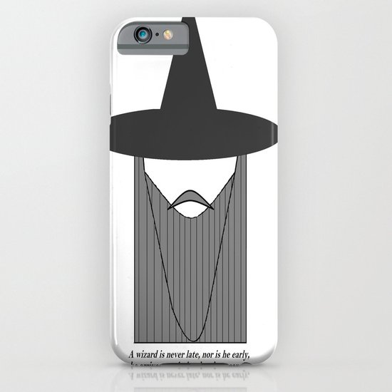 Gandalf Minimalist iPhone & iPod Case