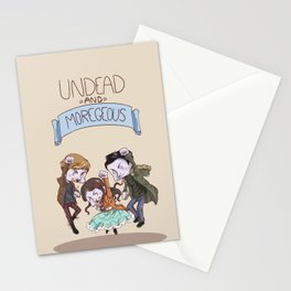 In the Flesh - Moregeous Stationery Cards