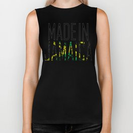 Made In Jamaica Biker Tank