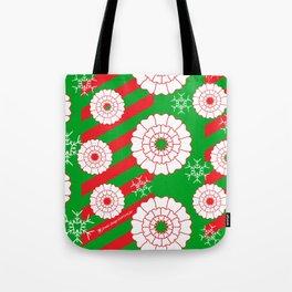 Pearly and White Dentist Holiday Mug Tote Bag