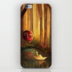 Forest Encounter iPhone & iPod Skin
