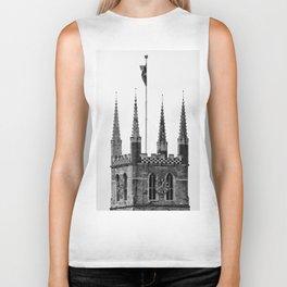 Southwark cathedral London Biker Tank