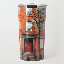 Brooklyn in the Springtime Travel Mug
