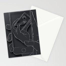 iFail Black full (Picture This!) Stationery Cards