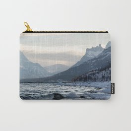 Frigid Waves Carry-All Pouch